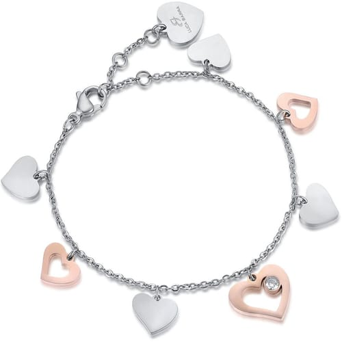 ARM RING LUCA BARRA LOVE IS - BK1882