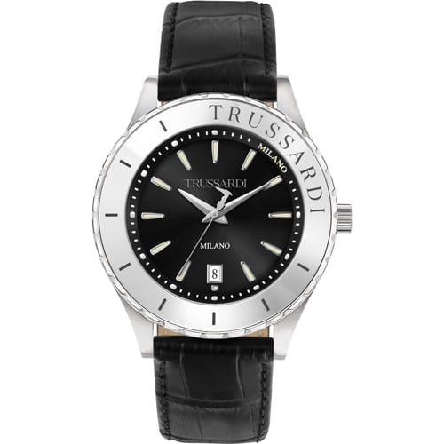 TRUSSARDI watch T-LOGO - R2451143001