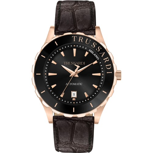 TRUSSARDI watch T-LOGO - R2421143001