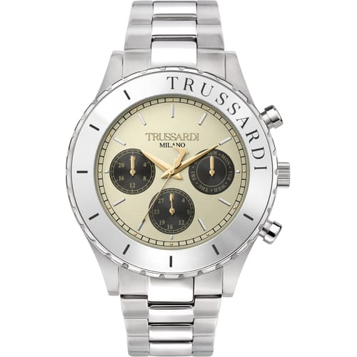 TRUSSARDI watch T-LOGO - R2453143005