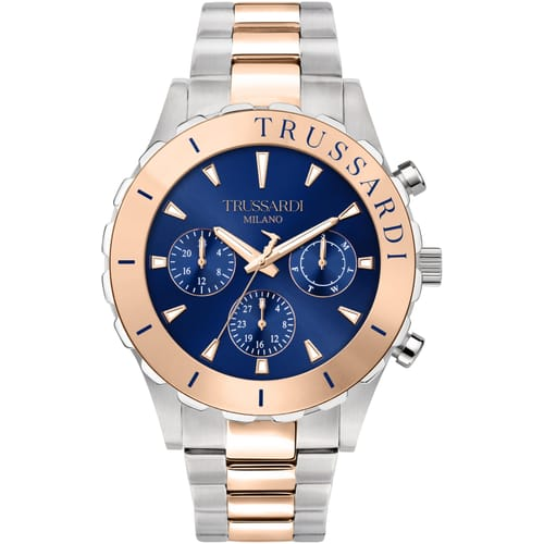 TRUSSARDI watch T-LOGO - R2453143003