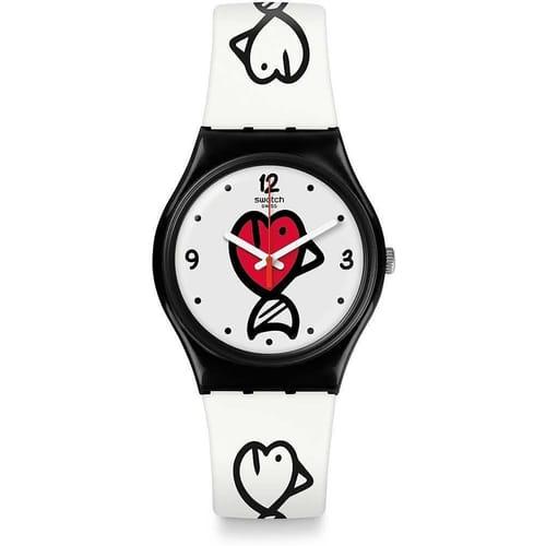 SWATCH watch I LOVE YOUR FOLK - GB321