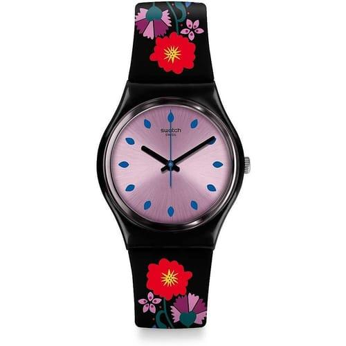 SWATCH watch I LOVE YOUR FOLK - GB319