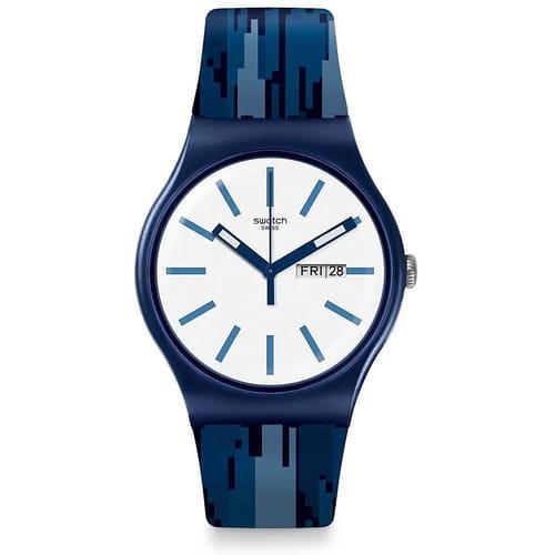 SWATCH watch I LOVE YOUR FOLK - SUON712
