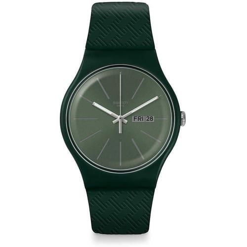 SWATCH watch I LOVE YOUR FOLK - SUOG710