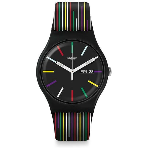 Orologio SWATCH I LOVE YOUR FOLK - SUOB729