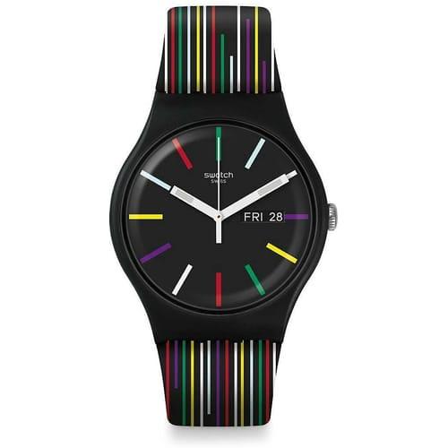 SWATCH watch I LOVE YOUR FOLK - SUOB729
