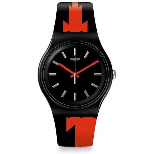 SWATCH watch I LOVE YOUR FOLK - SUOB167