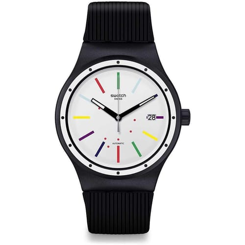 SWATCH watch I LOVE YOUR FOLK - SUTB408