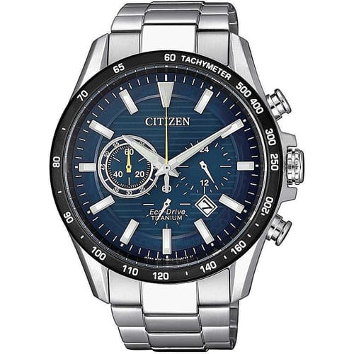 CITIZEN watch CITIZEN SUPERTITANIUM - CA4444-82L