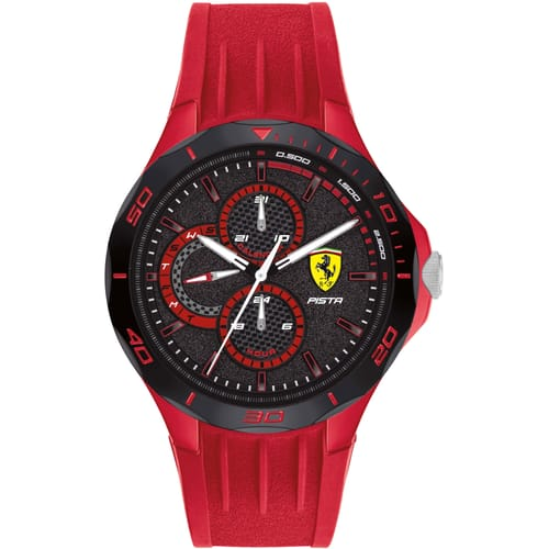 FERRARI watch PISTA - 0830723