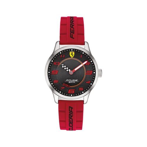 SCUDERIA FERRARI watch PITLANE - 0860013