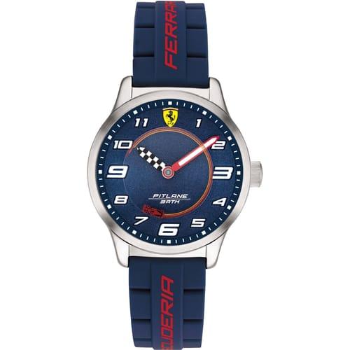 SCUDERIA FERRARI watch PITLANE - 0860015