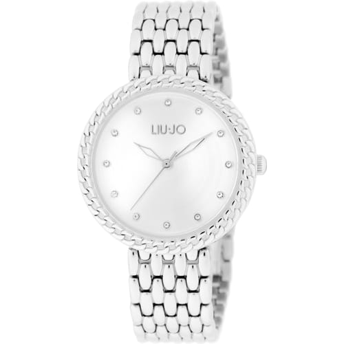 LIU-JO watch CIRCLE CHAIN - TLJ1679