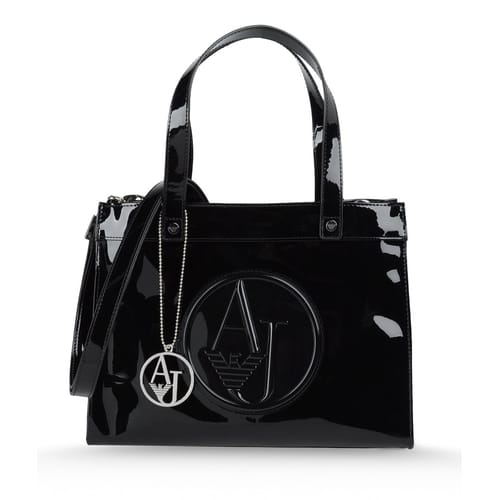 2a5a3d30657 Armani Jeans - Hand bag with shoulder strap Black . In promotion on Kr