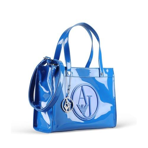 5460d75d2a 05267RJ1T1/blu - handbags armani . In promotion on Kronoshop all colle