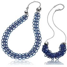 Breil necklace Rockmantic - TJ1359