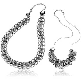 Breil necklace Rockmantic - TJ1360