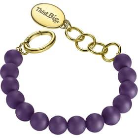 Pop Ball Chain - Viola - TBJ0021