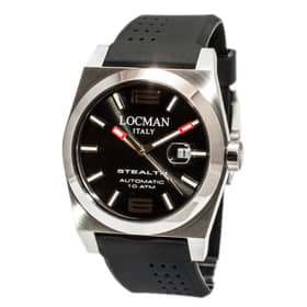 LOCMAN watch STEALTH - 020500BKFNK0SIK