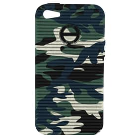Cover Hip Hop Camouflage - HCV0070 - iPhone 4 - 4s