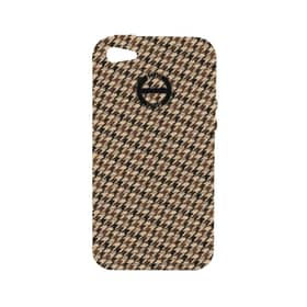 Cover Hip Hop Pied de Poule - HCV0088 - iPhone 4 - 4s