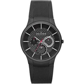 Skagen Denmark watches Titanium