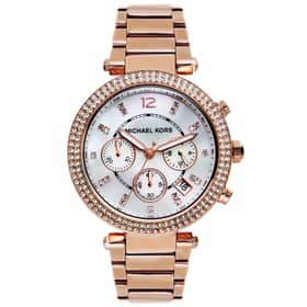 MICHAEL KORS watch PARKER - MK5491