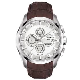 TISSOT watch COUTURIER - T0356271603100