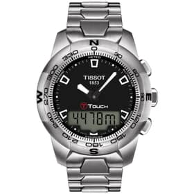 Tissot Watches T-Touch II - T0474201105100