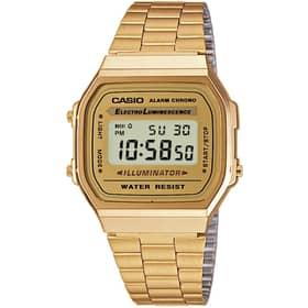 CASIO watch VINTAGE - A168WG-9EF