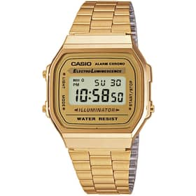 Casio Watches Vintage - A168WG-9EF