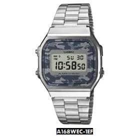 Casio Watches Vintage - A168WEC-1EF
