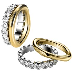 ANELLO BREIL ROLLING DIAMONDS - TJ1545