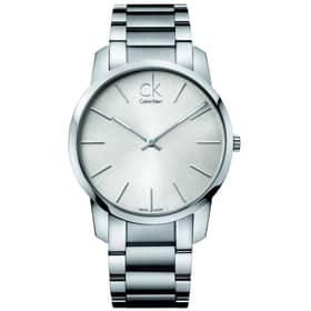 CALVIN KLEIN watch CITY - K2G21126