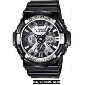 CASIO watch G-SHOCK - GA-200BW-1AER