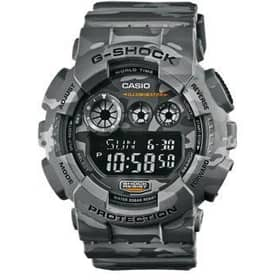 CASIO watch G-SHOCK - GD-120CM-8ER