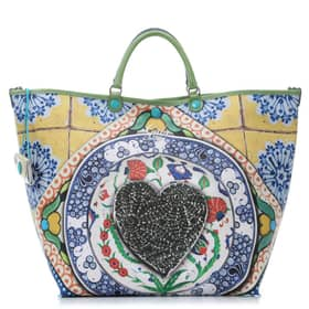 Gabs Handbag - Bellissima Collection - Majolica