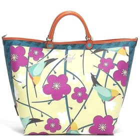 Gabs Handbag - Bellissima Collection - Birds and Flowers