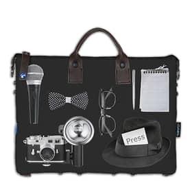 Gabs Handbag - Dr Gabs Collection - Reporter