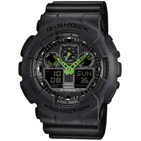 Casio Watches G-Shock - GA-100C-1A3ER