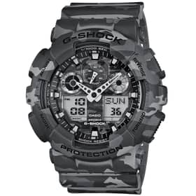 CASIO watch G-SHOCK - GA-100CM-8AER