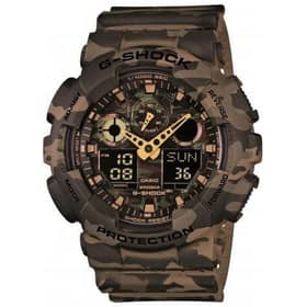 CASIO watch G-SHOCK - GA-100CM-5AER