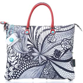 Handbags Gabs - Studio Collection - White and Blue