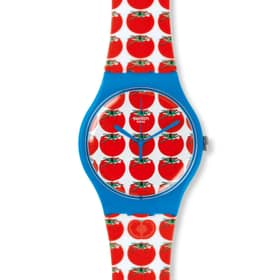 SWATCH watch DOLCE VITA - SUOS102