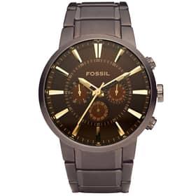 FOSSIL watch DECKER - MENS - FS4357