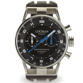 Locman Watches Montecristo - 0514V03-00BKSLOK