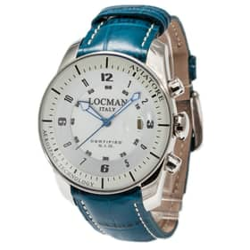 Locman Watches Aviatore - 0453V03-00WHPSB