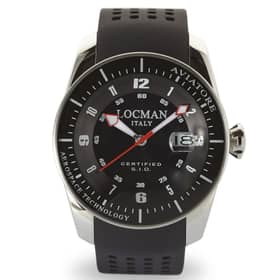 Locman Watches Aviatore - 0453V01-00BKSIK