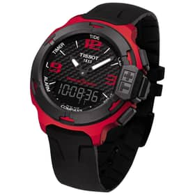 TISSOT watch T-RACE TOUCH - T0814209720700